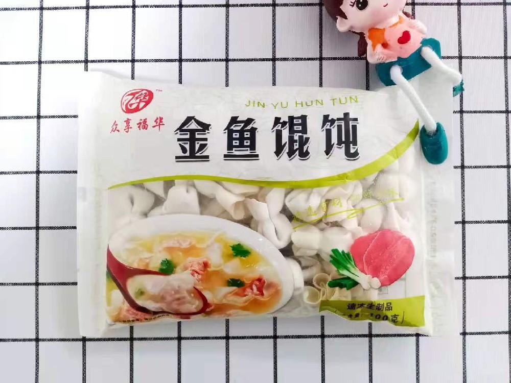 金鱼馄饨400克